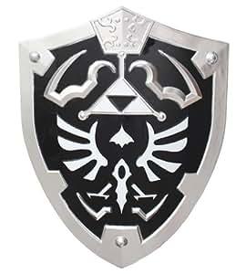 Zelda - Link Bouclier Résine Black Edition