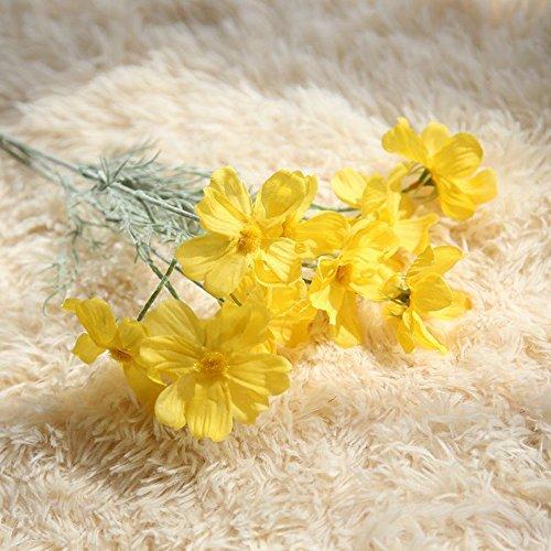 Gefälschte Blumen Ziemlich DIY Künstliche Seide Gefälschte Blumen Blatt Floral Hochzeit Home Decor Hot Home Garten küche