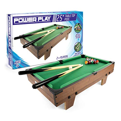 Unbekannt PowerPlay ty5897db Tisch Top Pool Game, 27