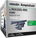 Rameder Komplettsatz, Dachträger SquareBar für Mercedes-Benz VANEO (116012-04810-19)