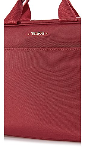 Tumi Voyageur Bolsa de aseo, 28 cm, Rojo (Crimson)