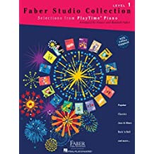 Faber Studio Collection: Selections from PlayTime Piano Level 1 by Nancy Faber (2014-01-01)