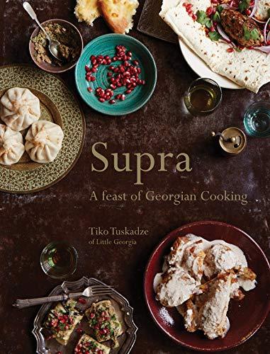 Supra: A feast of Georgian cooking