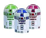 La Guerra de las Galaxias Droids Triple Set Caja almacenamiento Standard