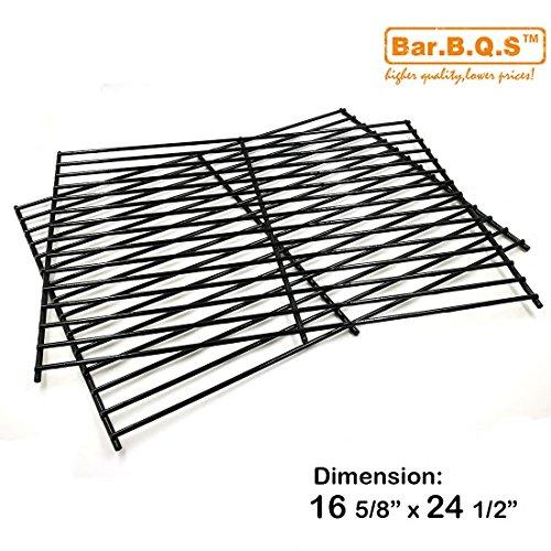 barbqs-sostituzione-52932-lotto-di-2-in-porcellana-acciaio-griglia-di-cottura-per-centro-charbroil-f