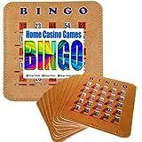 Bingo Shutter Card (50 Per Pack)