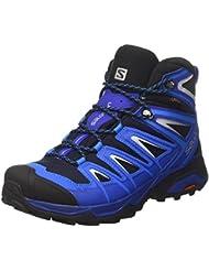 Salomon X Ultra 3 Mid Gtx, Zapatilla de Velcro Hombre