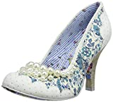 Irregular Choice Pearly Girly,  Bianco Bianco (White) 39