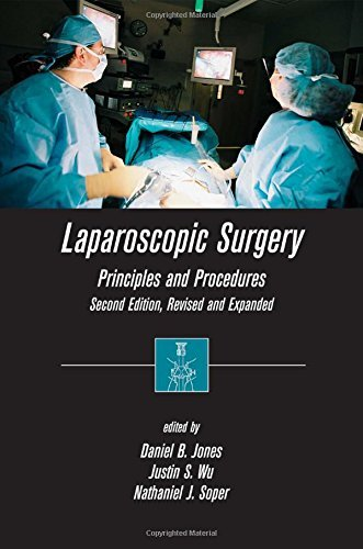 Laparoscopic Surgery: Principles and Procedures, Second Edition, Revised and Expanded by Daniel B. Jones (2004-05-26)
