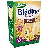 Blédina blédine junior saveur vanille pépites fondantes dès 18 mois - ( Prix Unitaire ) - Envoi Rapide Et Soignée