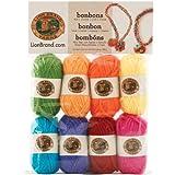 Lion Brand Yarn Company 1 pièce Bonbons, Crayons, Multicolore