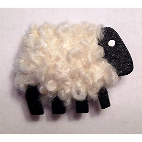 Camus International-Pecora Eposgear bianco a mano-Aghi per punto croce e ricamo ad ago - Cucito A Mano Ad Ago