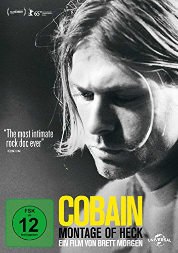 Cobain - Montage of Heck (OmU) -