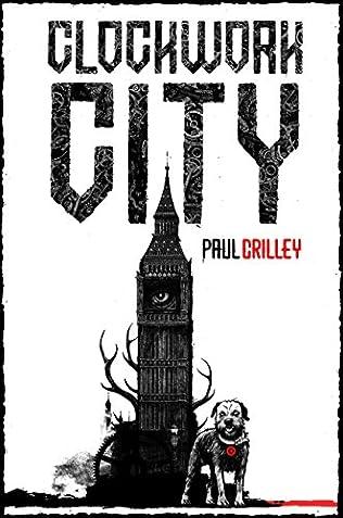 book cover of Clockwork City