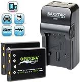 Cargador Baxxtar RAZER 600 5-in-1 + 2 x batería extra ---Nikon EN-EL5 EN EL5 (verdadera 1200mAh!) ---Para Nikon CoolPix P520 P510 P500 3700 4200 5200 5900 7900 etc ---(70% más 100% mayor flexibilidad) Incluye entrada micro-usb y usb-de salida, para cargar simultáneamente recarga (GoPro, iPhone, Tablet, Smartphone.. Etc.)