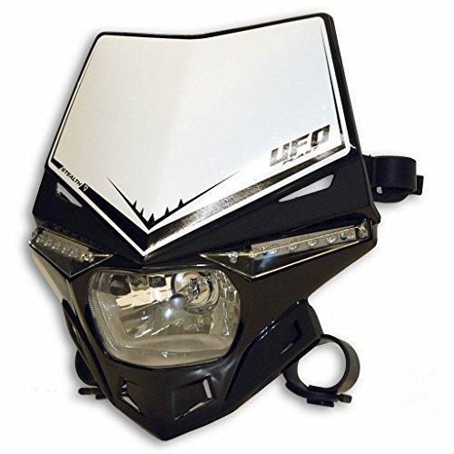 UFO - 41534 : Careta Homologada Stealth Negro Pf01715-001