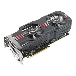 Asus HD7950-DC2-3GD5 ATI Grafikkarte (PCI-e, 3GB GDDR5 Speicher, HDMI, DVI, 2x mini-DisplayPort, 1 GPU)