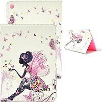 dooki, iPad Pro 9,7Zoll Schutzhülle, Unterstützt Flip PU Leder Tasche Wallet Decke Schutzhülle für Apple iPad Pro 9.7mit Kredit Karte Holding Schlitz