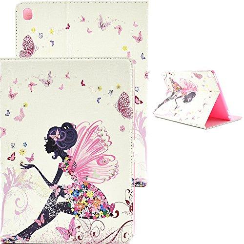 Preisvergleich Produktbild Dooki Schutzhülle für iPad Pro 9,7Zoll (24,6cm), mit Standfunktion, PU-Leder, mit Kartenschlitz (D-2)