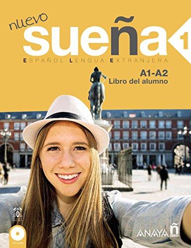 Nuevo Sueña 1. Libro del Alumno A1-A2 (Métodos - Sueña - Sueña 1 Nivel Inicial - Libro Del Alumno) por M.ª Ángeles Álvarez Martínez