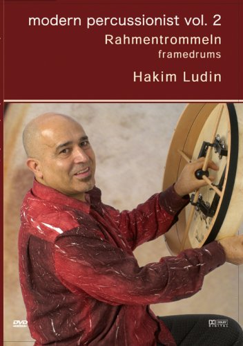 Rahmentrommeln - framedrums - modern percussionist vol. 2