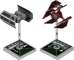 Giochi Uniti gu495-Juegos X-Wing Color veterani Imperial