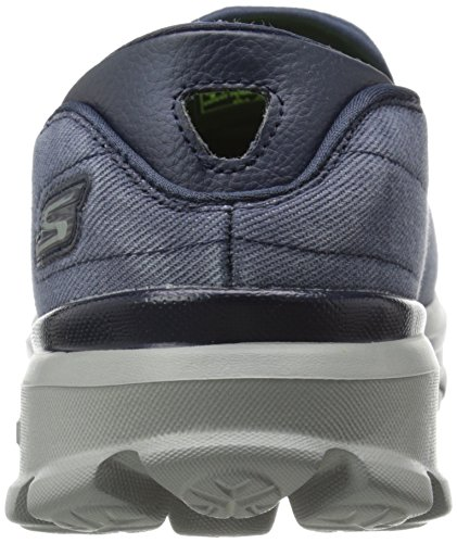 Skechers - Go Walk 3unwind, Scarpe da ginnastica Uomo Navy/Gray