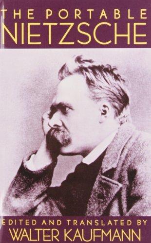 Portable Nietzsche by Friedrich Wilhelm Nietzsche (2008-07-10)