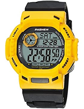 Männer's watch outdoor sports countdown wasserdicht-C