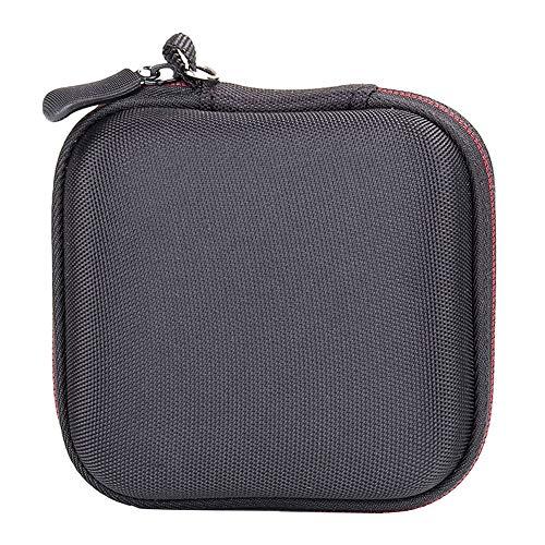 Dandeliondeme SSD Aufbewahrungstasche Solid State Disk Organizer Mesh Netz Reißverschluss Tasche