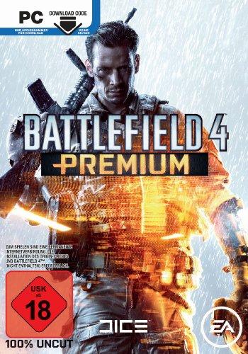 Battlefield 4 Premium Service (bentigt Battlefield 4)