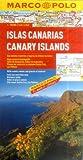 Spanien. 1:150000: MARCO POLO Karte Kanarische Inseln: TEIL 10 (Marco Polo Maps)