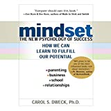 mind set Audiobook: Mindset Audio CD: The New Psychology of Success by Carol Dweck [Audiobook, Unabridged]