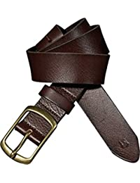 Scotch & Soda Herren Gürtel Classic Belt in Leather Quality