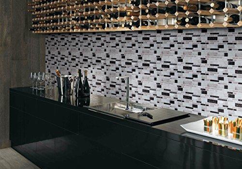 Piastrelle adesive 3d: piastrelle d adesive il design alle pareti