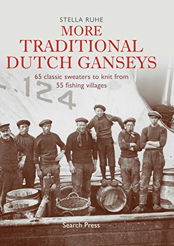 More Traditional Dutch Ganseys (English Edition)