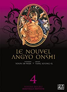 Le Nouvel Angyo Onshi Edition double Tome 4