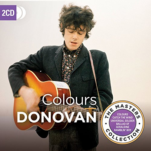 Donovan: Colours (the Masters Collection) (Audio CD)