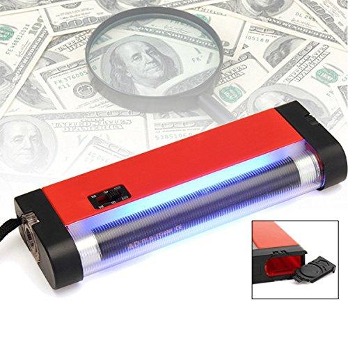 MASUNN 4W Portable Handheld Light Uv-Lampe Für Die Hautdiagnose Taschenlampe Taschenlampe