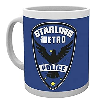 "DC Comics ""Arrow Police"" Mug, Various"