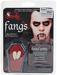 Adults Halloween Fancy Dress Party Vampire Accessory Dracula Fang Caps Teeth