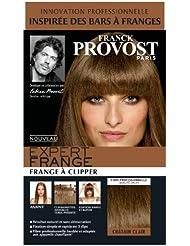 Franck Provost - Expert Frange à Clipper Châtain Clair
