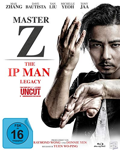 Master Z - The Ip Man Legacy [Blu-ray]