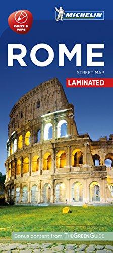 Rome -Citymap Laminated 2016 (Michelin - Citymap Laminated) par michelin