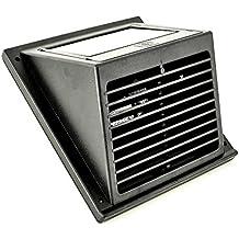 W Hora® Solar Ventilador A La Pared Montaje Slh/S