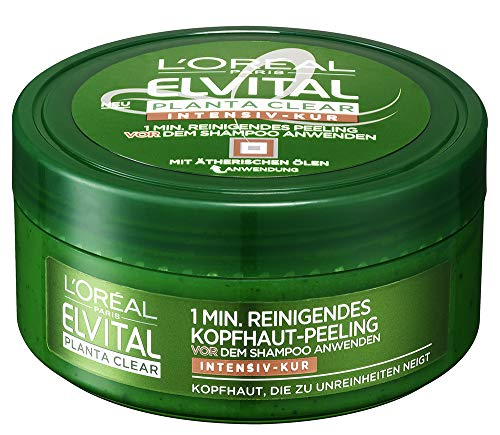 L'Oréal Paris Elvital Planta Clear Intensiv-Kur, 6er Pack (6 x 150 ml)