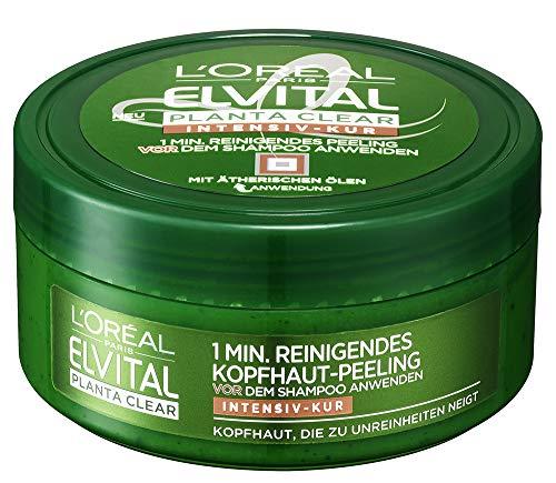 Intensivkur Lotion (L'Oréal Paris Elvital Planta Clear Intensiv-Kur, 6er Pack (6 x 150 ml))