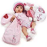 Paradise Galleries Reborn Baby Doll, Realistic & Lifelike Tall Dreams Gift Set Ensemble