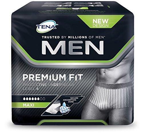 Inkontinenz-klemme (Tena Men Protective Underwear Level 4, 10 St)