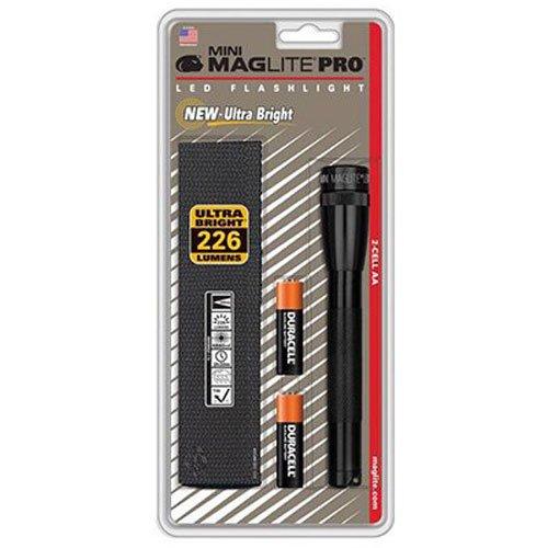 mag-lite-mini-pro-sp2p01h-torcia-a-led-226-lumen-ansi-standard-colore-nero